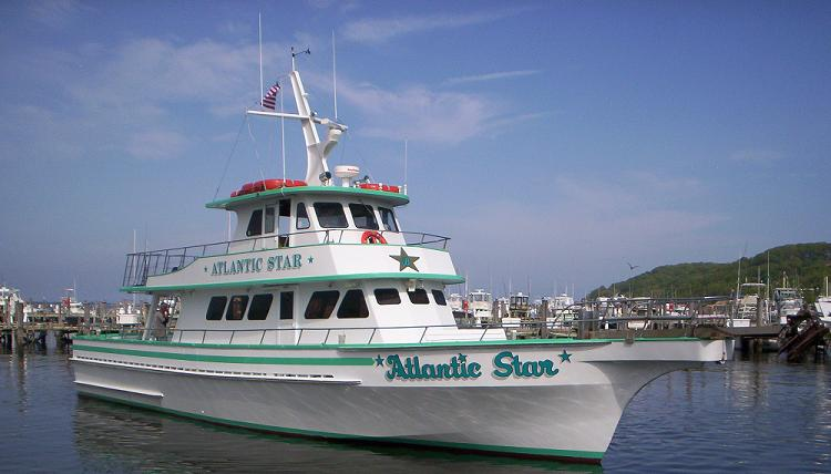 atlantic highlands paryt boat